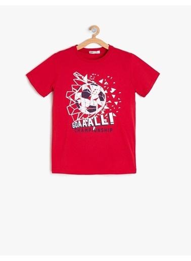 Koton Kids Tişört Kırmızı